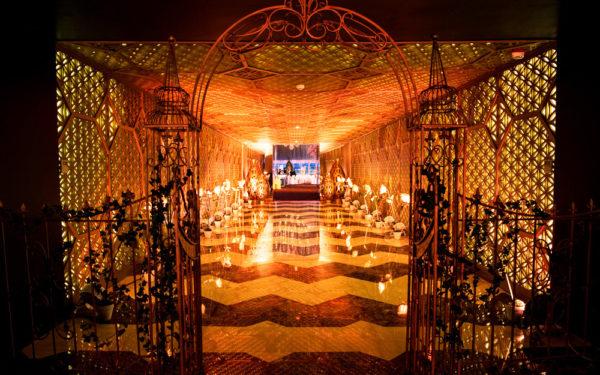 the-enterance-at-wedding-at-atlantis-dubai-asateer-tent-1