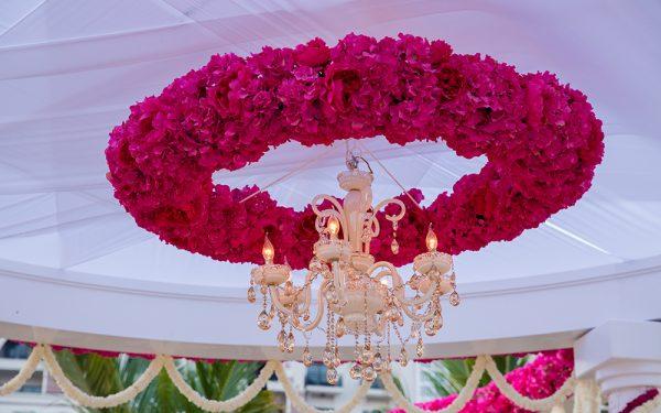 CHANDELIER SHADI INDIAN WEDDING SHADI