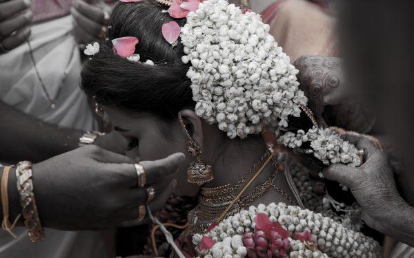 GOLD SHADI INDIAN WEDDING SHADI PALM JUMEIRAH
