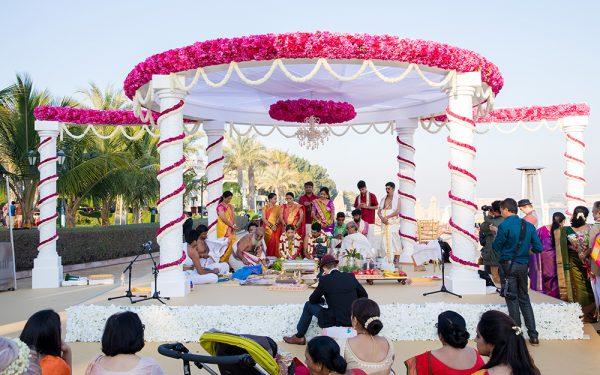 SHADI INDIAN WEDDING STAGE