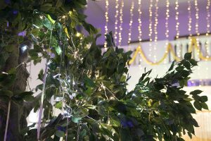 Haldi indian wedding Dubai palm wedding planner