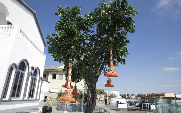 Wedding Mehendi Dubai planner palm jumeirah