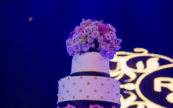 cake MUSIC HALL CEREMONY INDIAN WEDDING AT MUSIC HALL ZABEEL SARAY