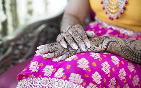 dress Wedding Mehendi Dubai planner