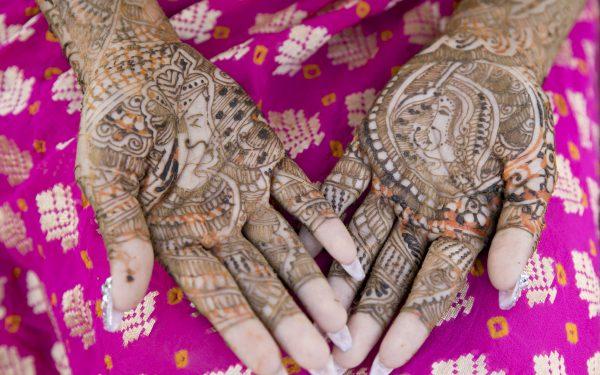 hands Wedding Mehendi Dubai planner